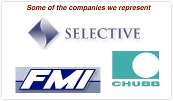 Some of the companies we represent...